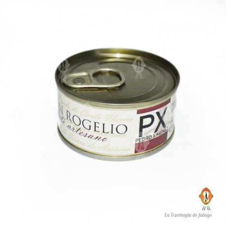 Paté al Pedro Ximenez
