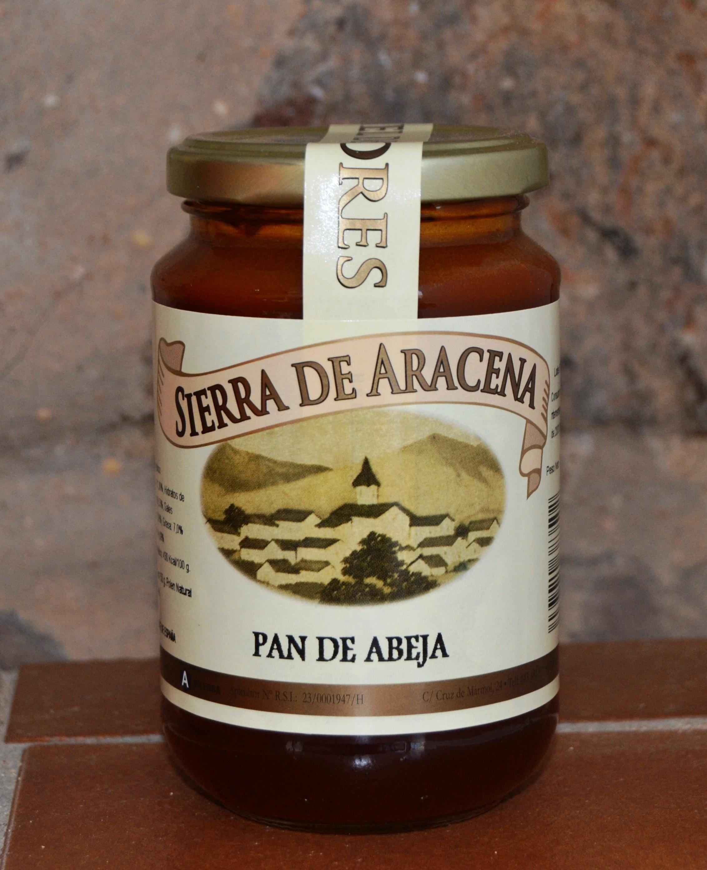 Comprar pan de abeja. Tienda productos de Huelva online